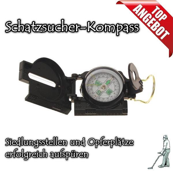 Kompass für Schatzsucher