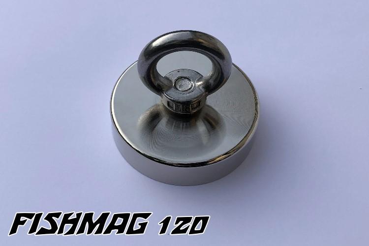 Bergemagnet FISHMAG 120