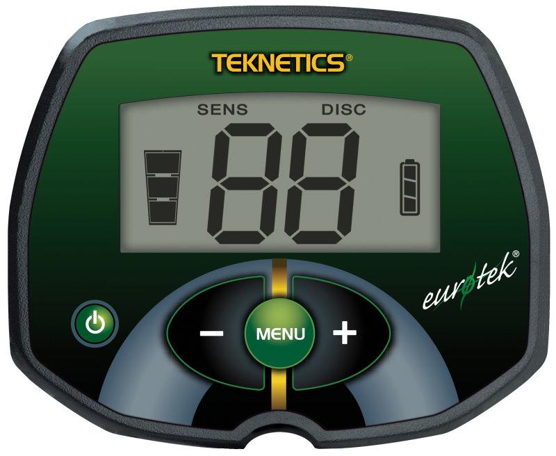 Teknetics Eurotek (LTE) Metalldetektor