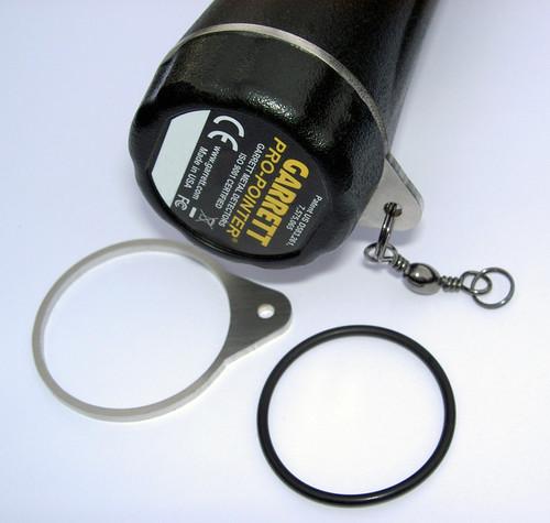 Verlustsicherungs-Kit für Garrett Pinpointer